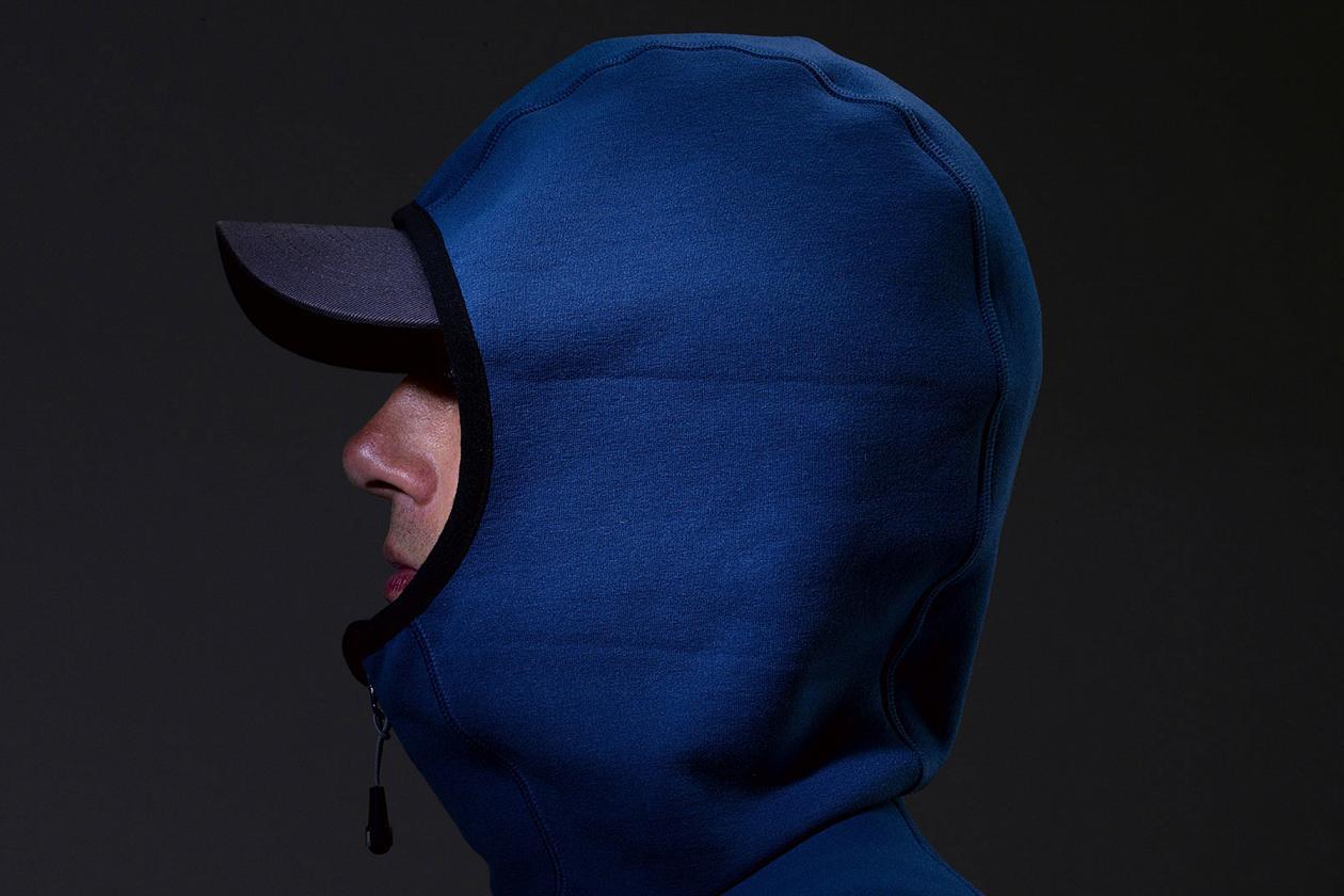 Comfort fit hood